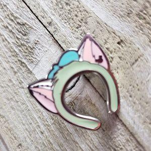 2/$18. Disney Minnie Headband Cat Ears Pin